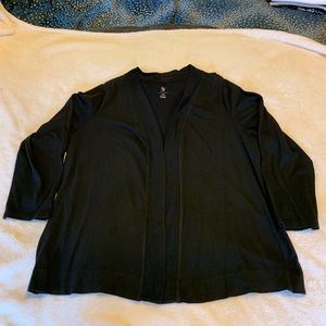 Black light weight cardigan